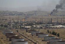 Photo of قصف صاروخي جديد يستهدف حقل العمر النفطي في سوريا