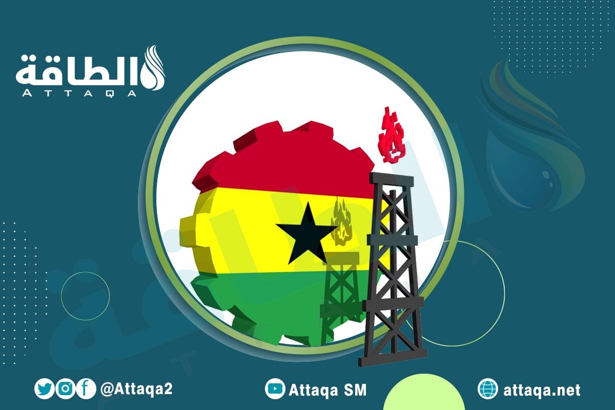 آكر إنرجي- النفط في غانا