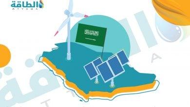 Photo of السعودية تخصص 12 مليون متر مربع لتطوير محطتين للطاقة المتجددة