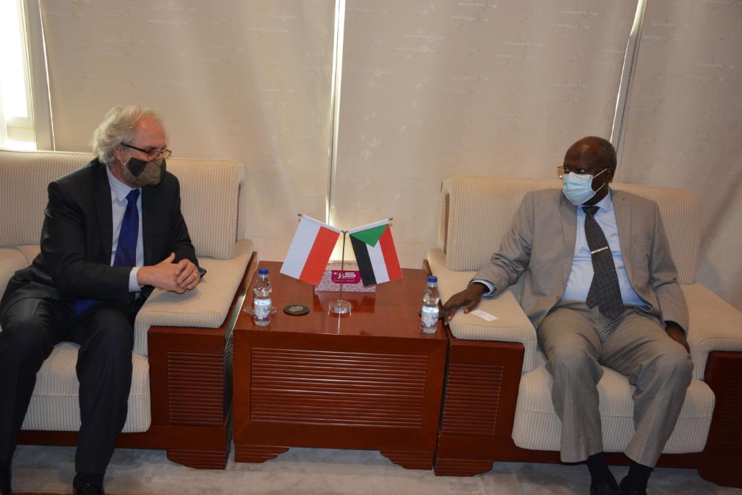 السودان - وزارة الطاقة والنفط السودانية