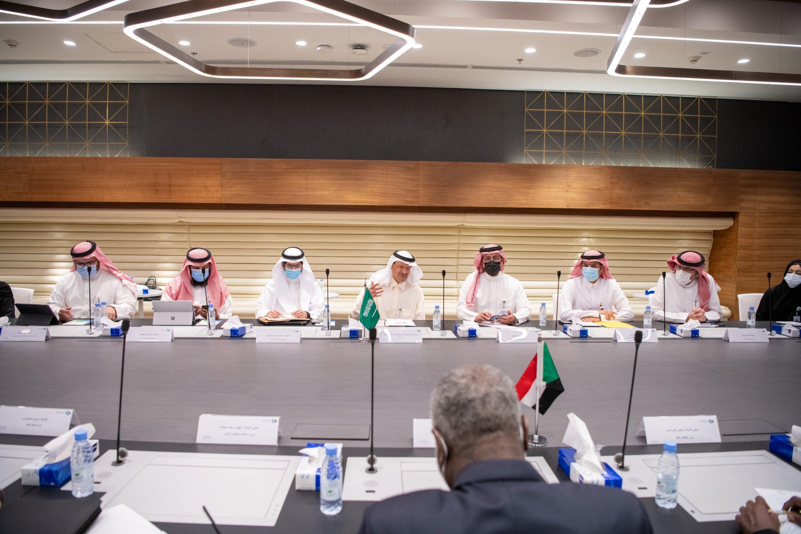 أرامكو - النفط والطاقة - السودان