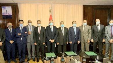 Photo of مصر توقع اتفاقية مع إيني لإنتاج وتصدير الهيدروجين