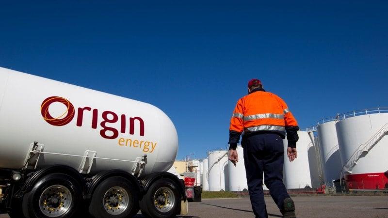 شركة طاقة أسترالية