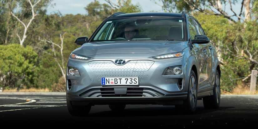 هيونداي - السيارات الكهربائية