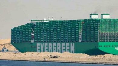Photo of قناة السويس تشهد عبور أكبر سفينة حاويات في العالم
