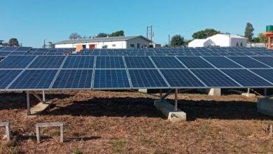 Photo of افتتاح مشروع جديد للطاقة الشمسية في موزمبيق