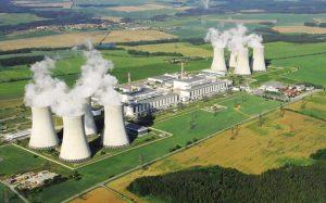 محطة دوكوفاني النووية في التشيك