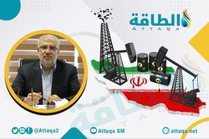 وزير النفط الإيراني جواد أوجي - إيران