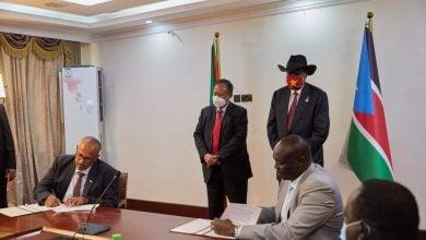 Photo of السودان وجنوب السودان يوقعان اتفاقية لزيادة إنتاج النفط