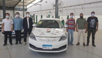 Photo of بدء تجربة أول سيارة كهربائية مصرية على الطرق بالتعاون مع شركة أوبر