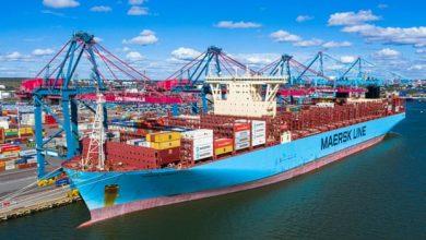 Photo of ميرسك تستثمر 1.4 مليار دولار في بناء 8 سفن محايدة كربونيًا