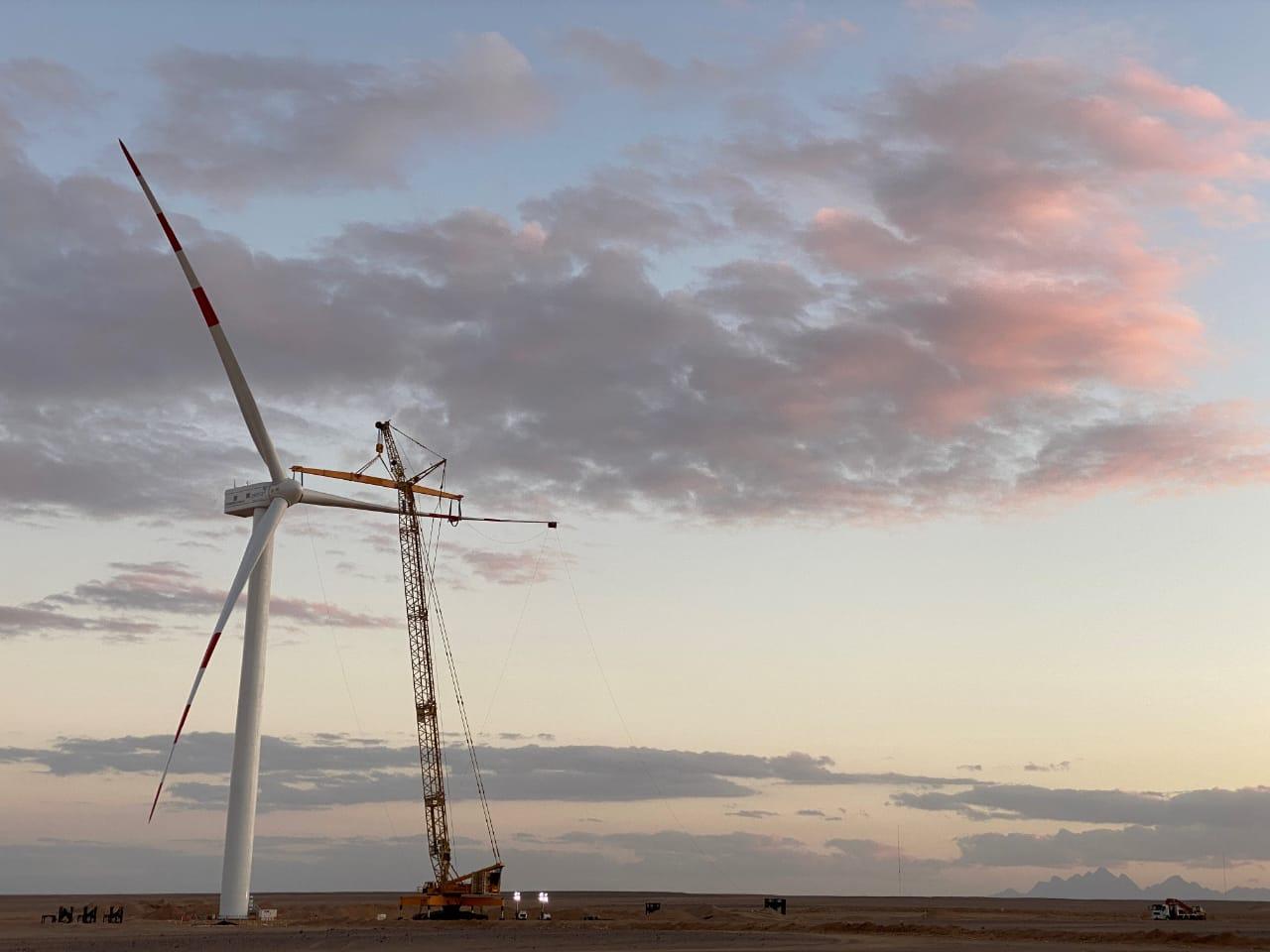 مشروع غرب بكر لطاقة الرياح في مصر