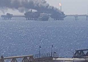 """Photo of تحديث - تَوقُّف رُبع إنتاج النفط في المكسيك بعد حريق """"بيمكس"""""""