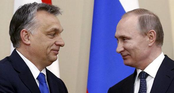 روسيا والمجر وإمدادات الغاز