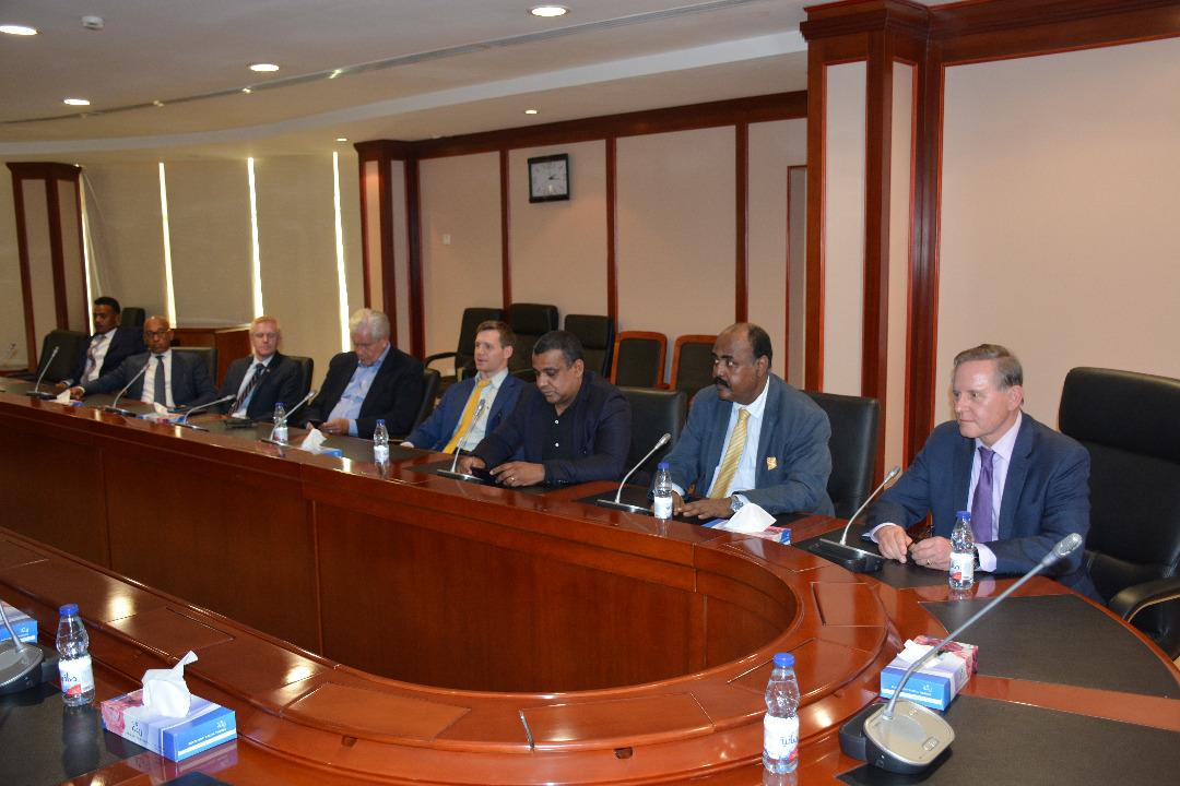 قطاع الطاقة السوداني - جادين عبيد - وزارة الطاقة السودانية