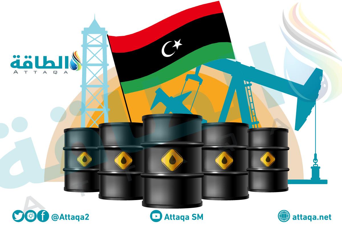 النفط والغاز في ليبيا - أموال النفط
