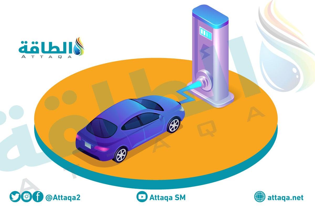 مبيعات السيارات الكهربائية