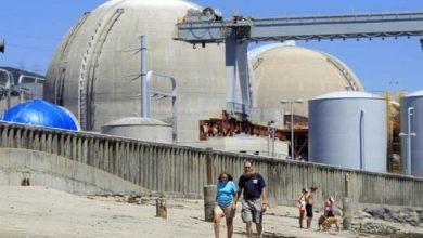 Photo of نفايات المحطات النووية تهدد شواطئ كاليفورنيا (تقرير)