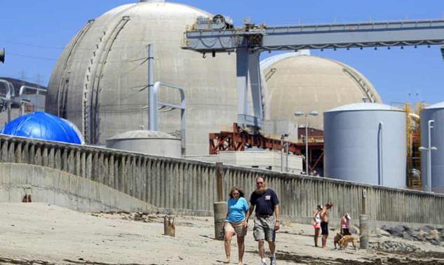 المحطات النووية