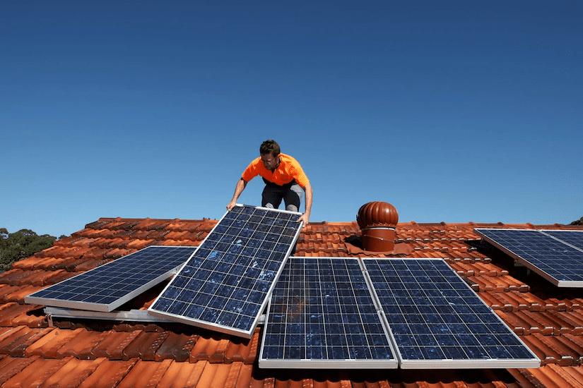 أستراليا - الطاقة الشمسية