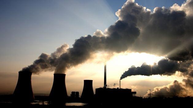 محطة توليد الكهرباء بالفحم في غرب البلقان