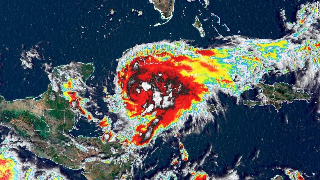 إعصار غريس