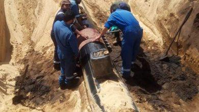 Photo of تسرب نفطي في ليبيا يخفض الإنتاج 70 ألف برميل