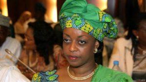وزيرة النفط النيجيرية