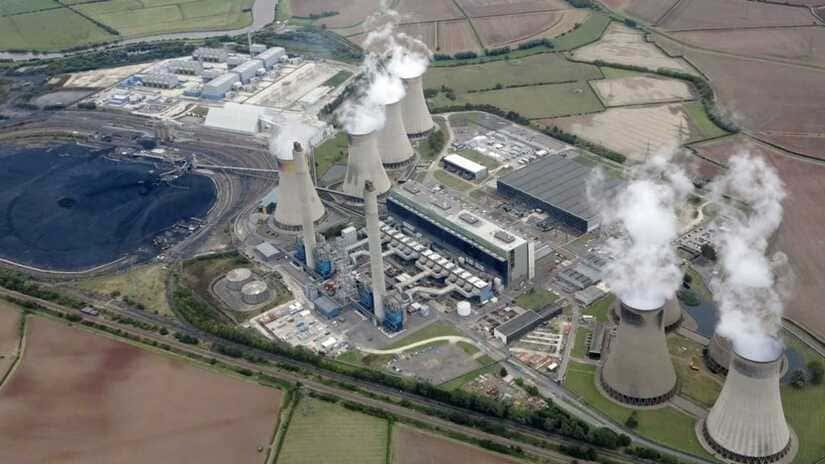 بريطانيا - الفحم
