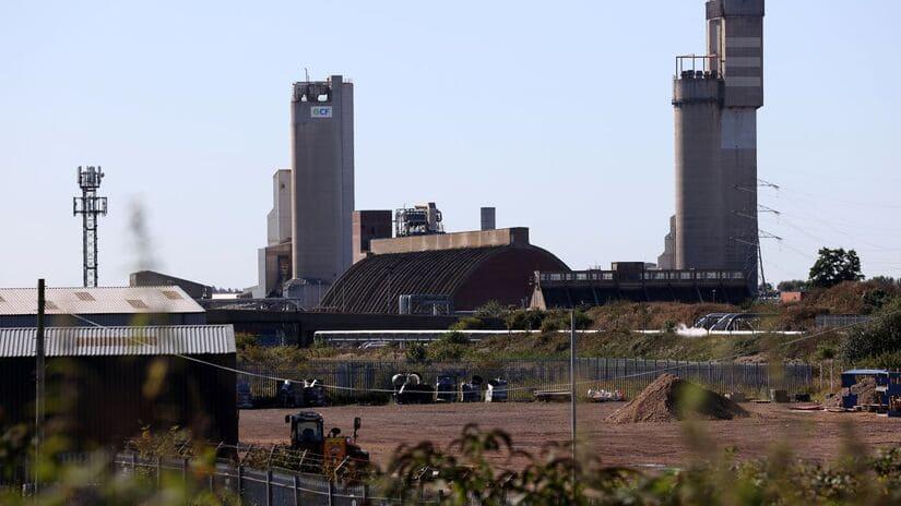 بريطانيا - إنتاج الكربون