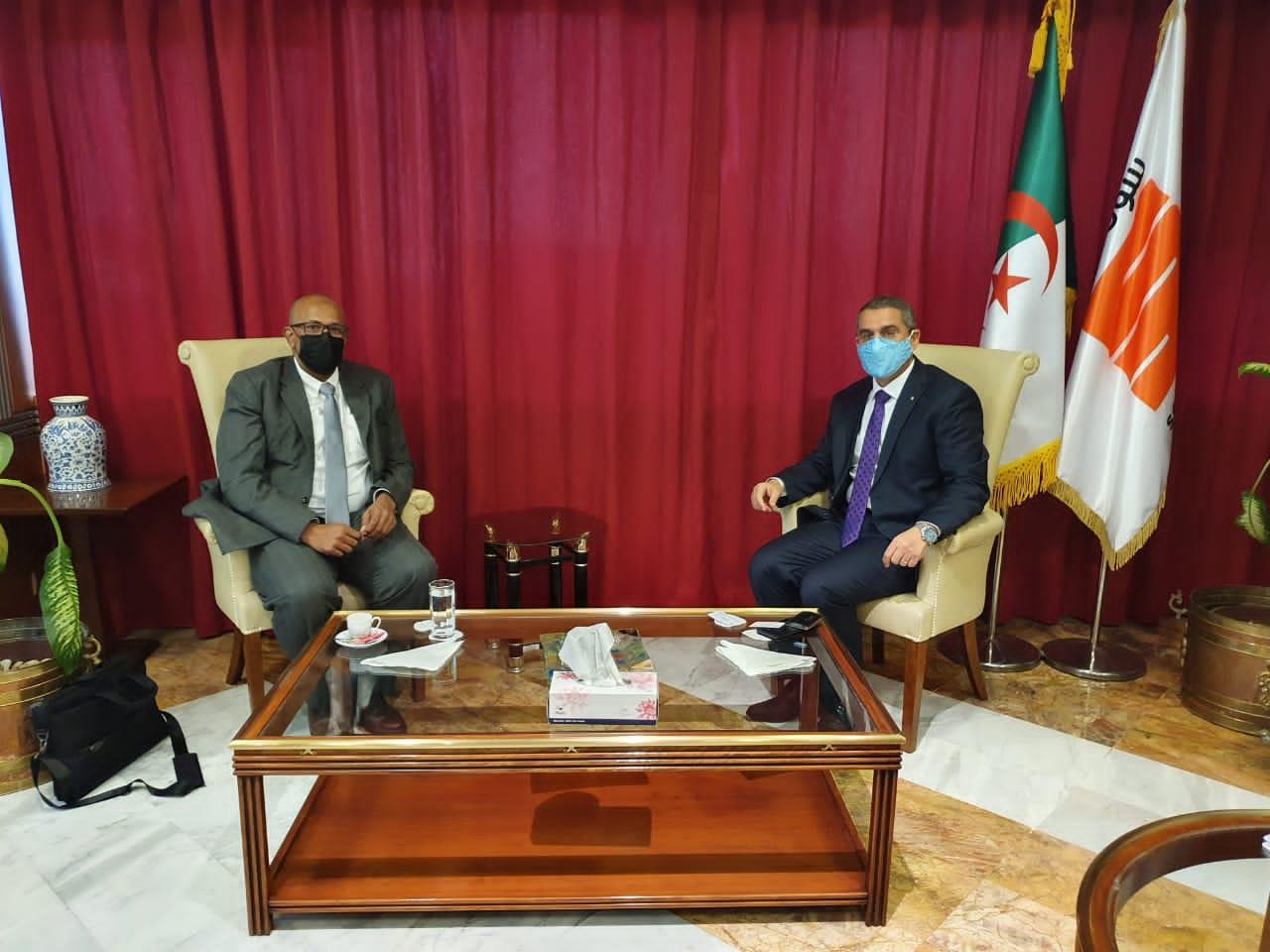 السودان وشركة سوناطراك