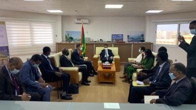 Photo of موريتانيا تستعرض التعاون مع البنك الدولي لدعم مشروعات الطاقة