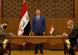 العراق - لبنان