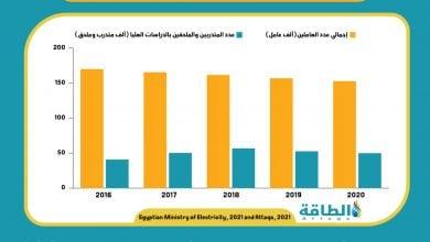 Photo of بالأرقام.. كيف تعاملت كهرباء مصر مع تضخم العمالة بالقطاع؟