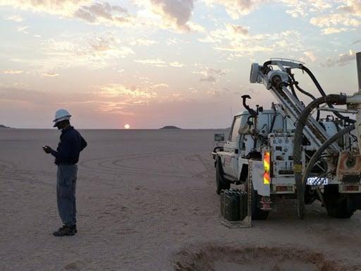 مشروع تيرس لليورانيوم في موريتانيا
