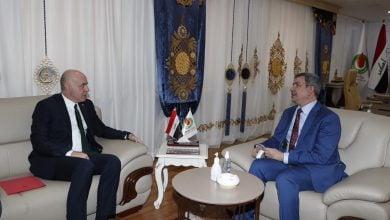 Photo of العراق وتركيا يبحثان إعادة تأهيل خط النفط الرابط بين البلدين