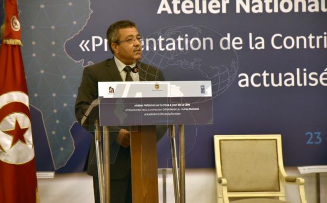 انبعاثات الكربون - تونس