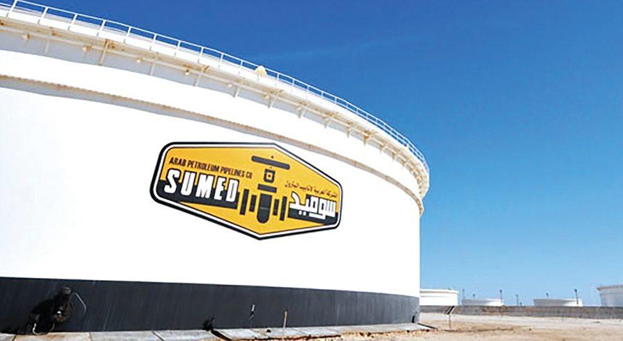 صهاريج سوميد لتخزين النفط