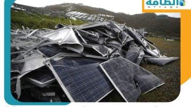 Photo of نفايات الطاقة الشمسية.. كيف تتخلص الهند من التحديات البيئية؟