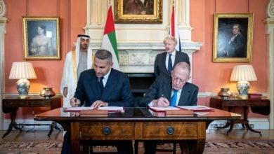 Photo of شراكة جديدة بين الإمارات وبريطانيا في إنتاج الهيدروجين وتخزين الكربون (فيديو)