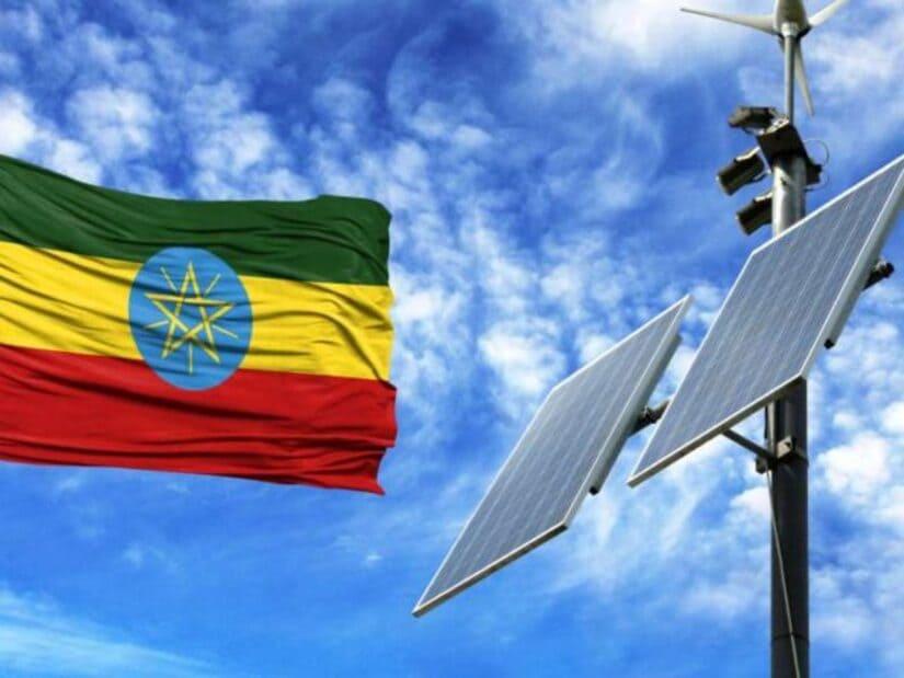 الطاقة في إثيوبيا