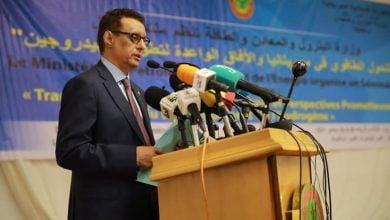 Photo of موريتانيا: وضعنا إستراتيجية تحوّل الطاقة.. وسنوفر الكهرباء للجميع بحلول 2030