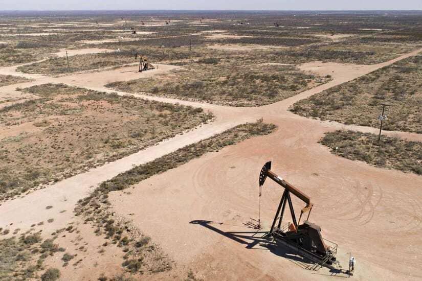 حوض بيرميان - النفط الصخري