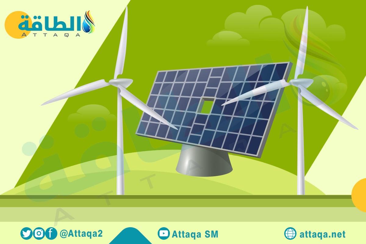 تحول الطاقة - الطاقة المتجددة
