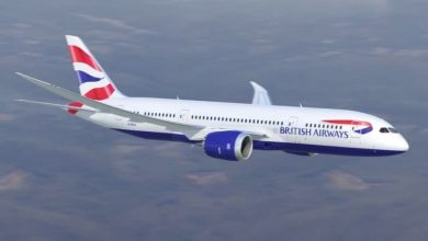 Photo of الخطوط الجوية البريطانية تطلق أولى رحلاتها حيادية الكربون