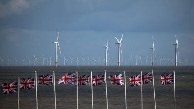 Photo of انخفاض توليد الكهرباء من 11 ألف توربين رياح في المملكة المتحدة