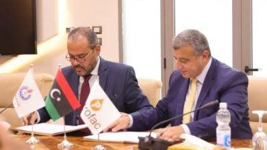 Photo of ليبيا توقع عقدًا جديدًا مع بتروفاك لتطوير حقل إيراون النفطي