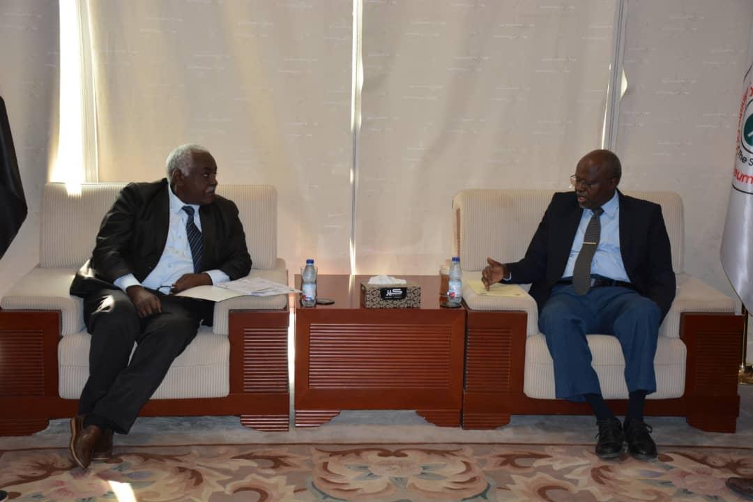 استقرار الكهرباء في السودان