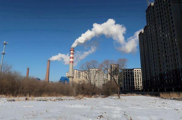 الصين - محطات الفحم