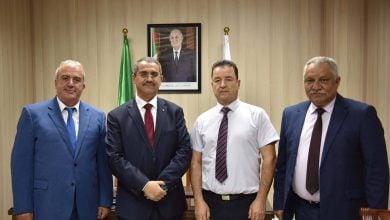 Photo of الجزائر.. تعيين رئيس جديد لشركة نفطال
